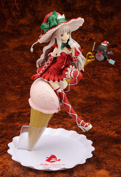 Anime Warehouse | Melty Do Granite - Shining Hearts: Shiawase No Pan Sexy Ice Cream Christmas PVC Figure Side View