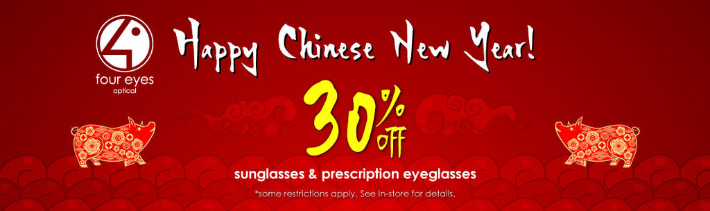 Chinese New Year Sale on now