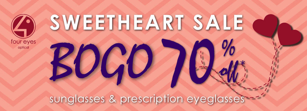 Sweetheart Sale on Now