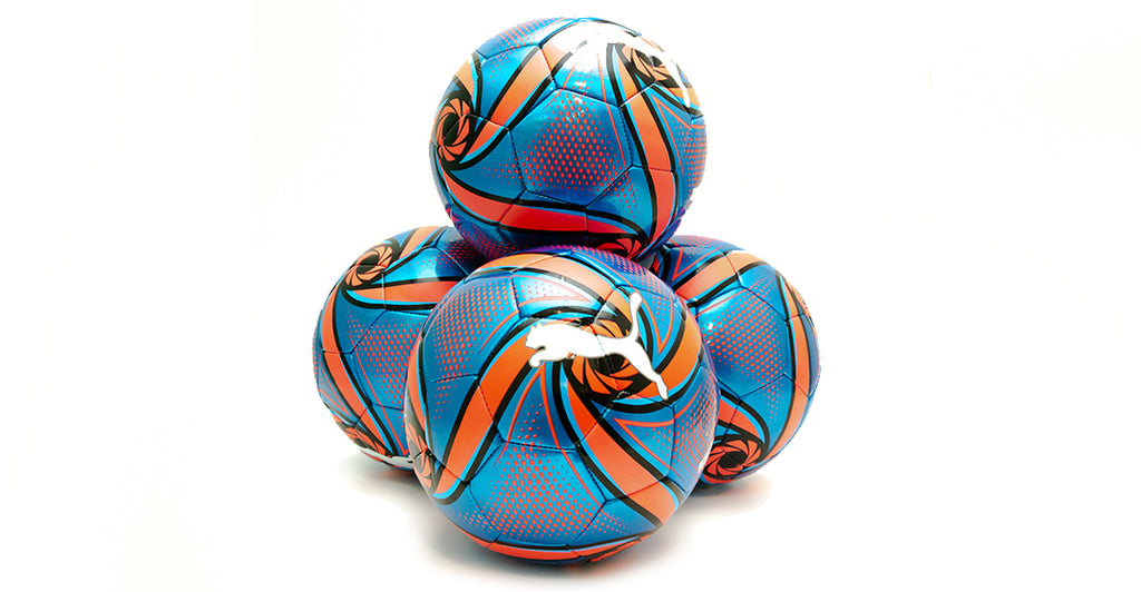 Free Puma Soccer Ball with Any Purchase!