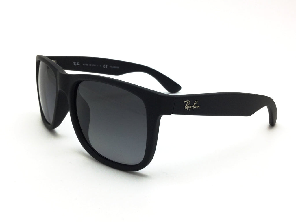 Ray-Ban RB4165/F Justin (Universal Fit) - 4eyes Online Sunglasses Store