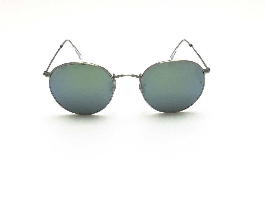 Ray-Ban RB3447 Round Metal - 4eyes Online Sunglasses Store