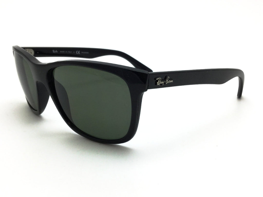 Ray-Ban RB4181 Flat Top Wayfarer - 4eyes Online Sunglasses Store