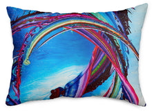 'Breaker' Throw Pillow