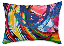 'Majestic Velocity' Throw Pillow