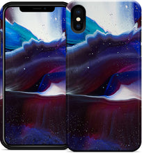 Evanescent Wave iPhone Case