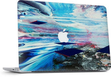 Future Landscape Laptop Skin