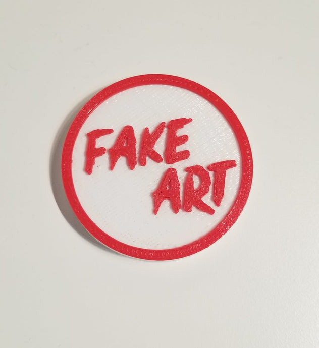 FAKE ART MAGNET 🧲