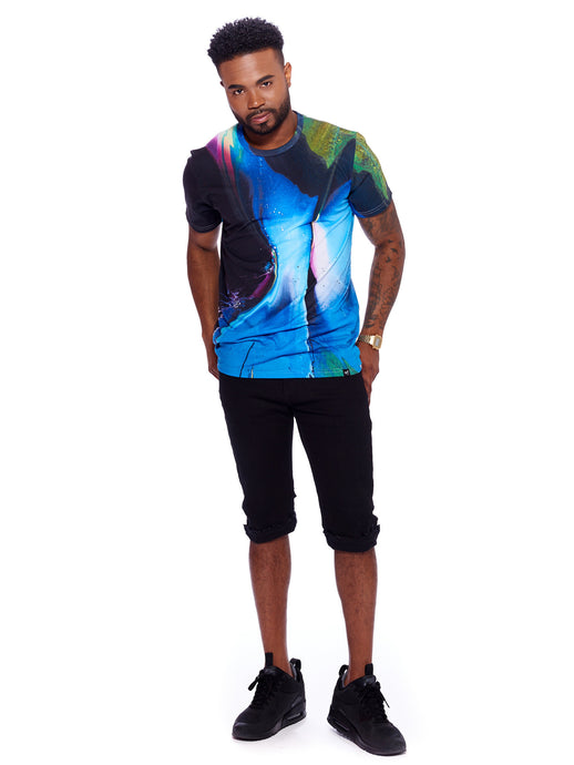 Blue Shift Men's Classic Tee