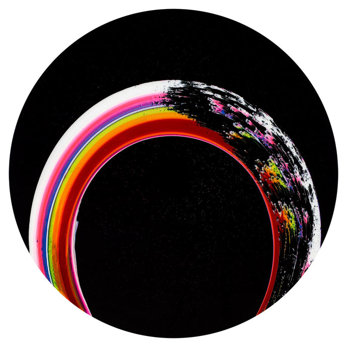 'Moonbow' Canvas Fine Art Print (Rolled)