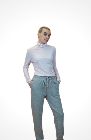 Vintage Fleece PANT With side pockets