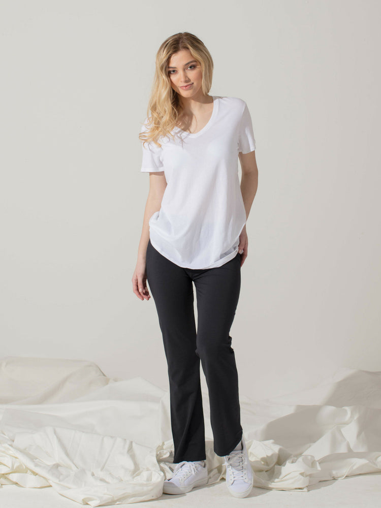 Oversized V-Neck t-shirt - SBASE