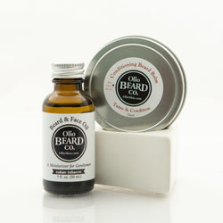 Olio Beard Co Beard Oil & Beard Balm Set