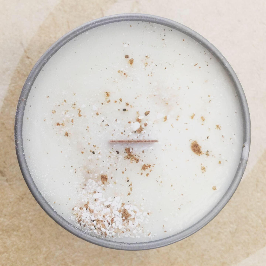 Crackling Wood Wick Soy Candle