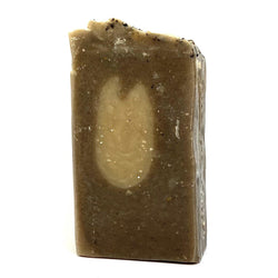 Sandalwood Bourbon, Coffee Face & Body Soap