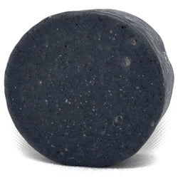 Shave Soap - Activated Charcoal - Olio Skin & Beard Co.