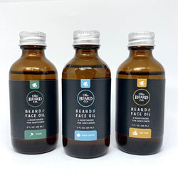 Beard & Face Oil - Olio Skin & Beard Co.