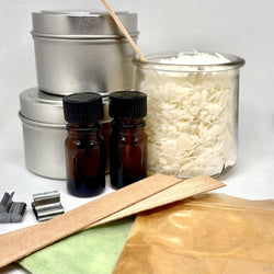 DIY Soy Candle Making Kit