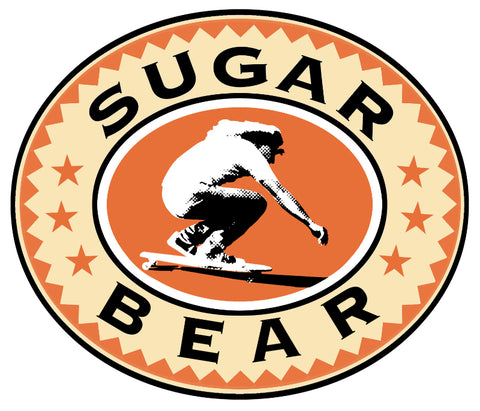 Sugar Bear Sticker