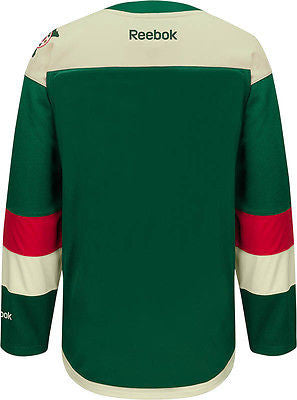 LADIES WOMENS Stadium Series Minnesota Wild 2016 Reebok Premier Jersey 145915565