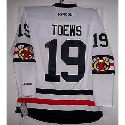 TOEWS 2017 Winter Classic Chicago Blackhawks Reebok Premier Jersey ... 4ce58ab15