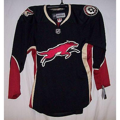 b6bc1d7a7 Phoenix Coyotes YOUTH Reebok Premier 7185 3rd Alternate Jersey ...