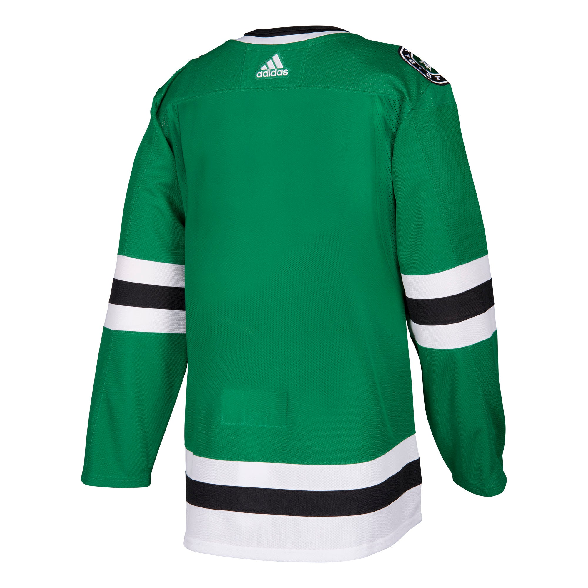 Dallas Stars HOME GREEN 252J Adidas NHL Authentic Pro Jersey