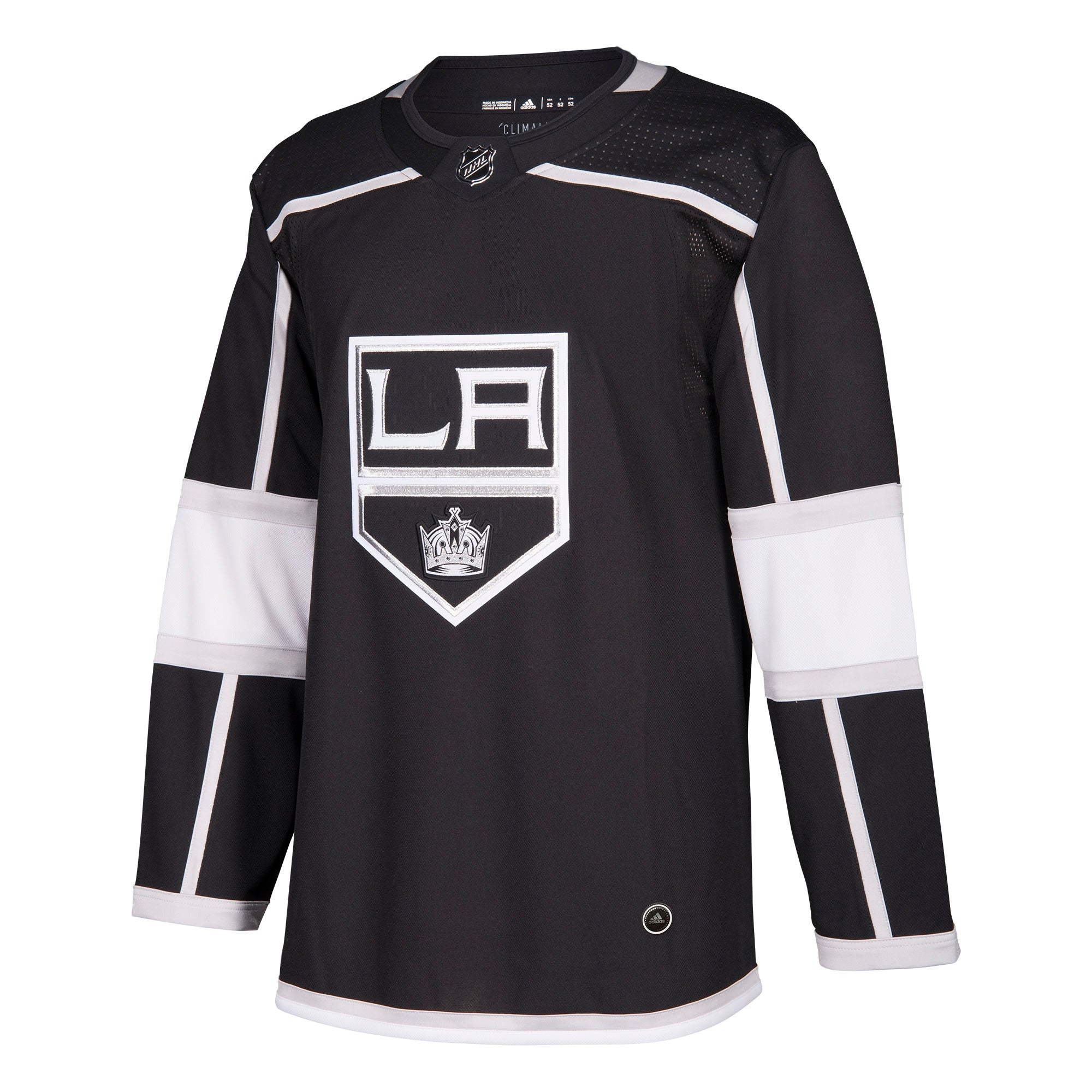 05d699a09 Los Angeles Kings HOME 252J Adidas NHL Authentic Pro Jersey - Hockey ...