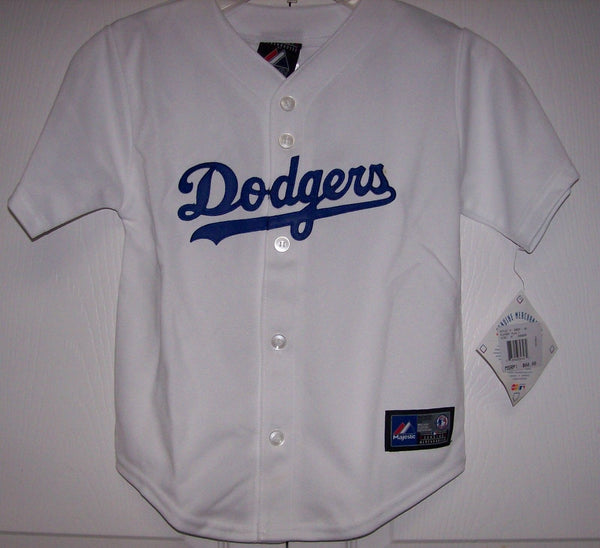 PUIG Los Angeles Dodgers Infant Majestic MLB Baseball jersey White - Hockey  Jersey Outlet c3c102ad4cc