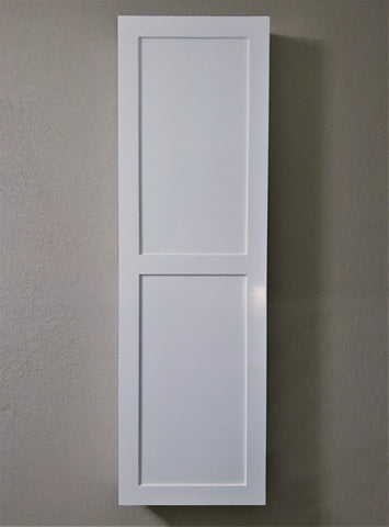 Double Panel Shaker Door- Surface Mount