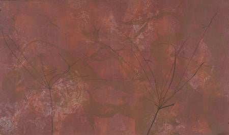 PETAL TO THE METAL: NEW MONOPRINTS BY SUSAN DAVIDOFF