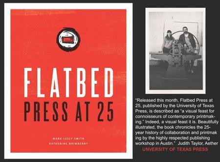 AETHER MAGAZINE REVIEW OF FLATBED PRESS AT 25