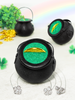 Pot of Gold Bath Bomb - Clover Necklace Collection