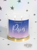 Pisces Candle - Zodiac Ring Collection