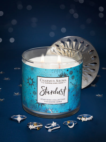 Stardust Candle - Star Ring Collection