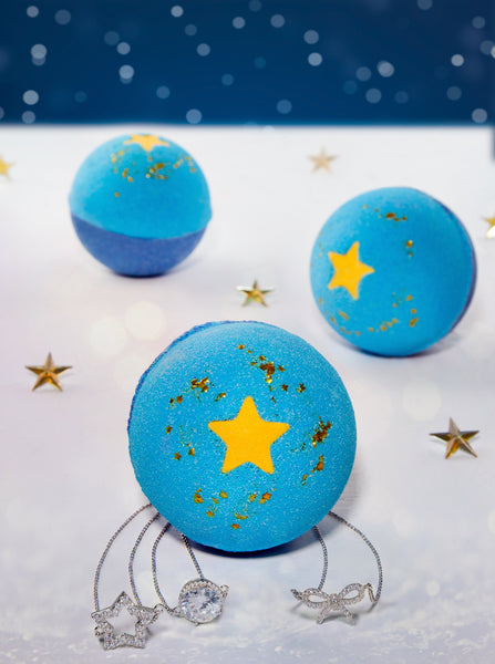 Starry Night Bath Bomb - Classic Bracelet Collection