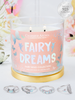 Fairy Dreams Candle - 925 Sterling Silver Fairy Wing Ring Collection
