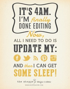 photography humor - streamlining photography client meetings - photography business tips