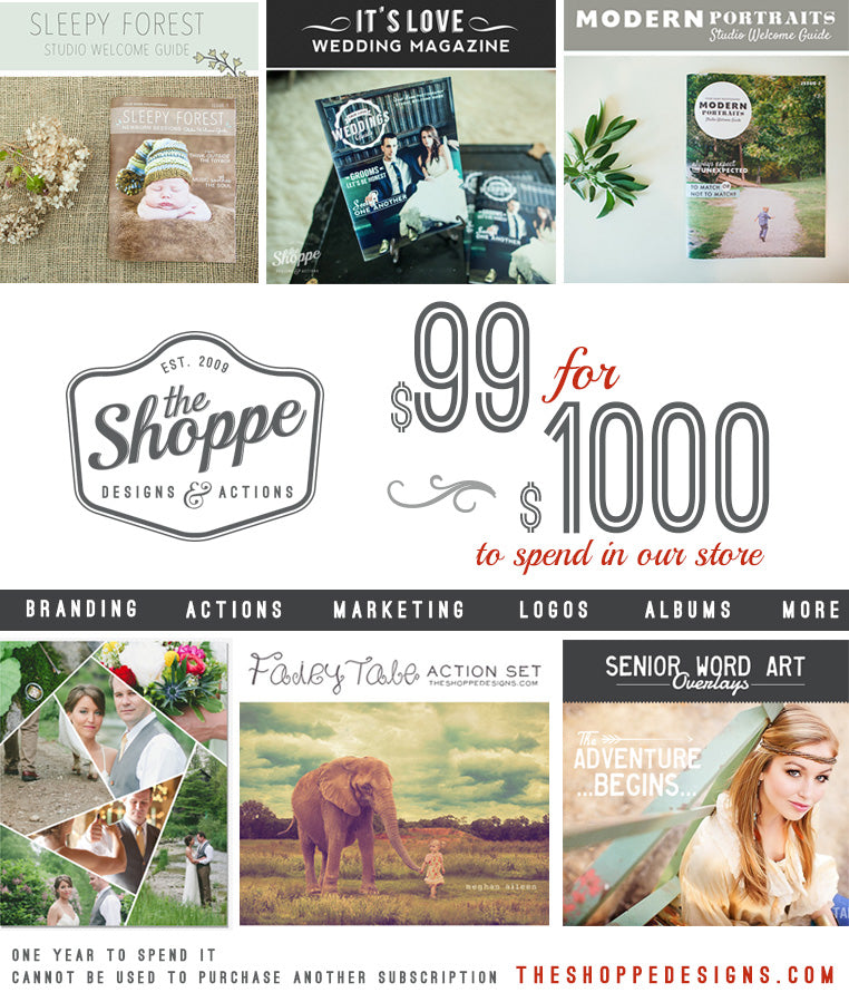 free photoshop templates, free photoshop actions, free templates for photographers, marketing for photographers