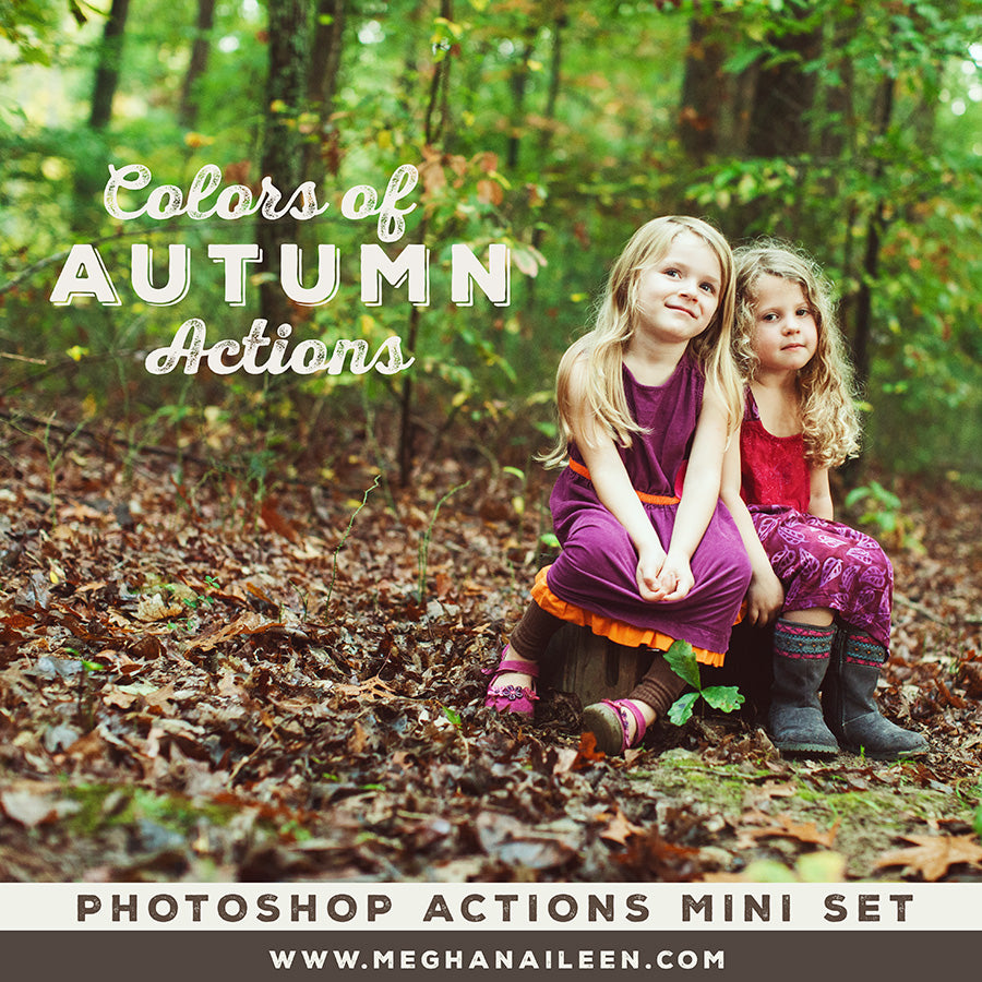 photoshop actions, free photoshop actions, meghan aileen