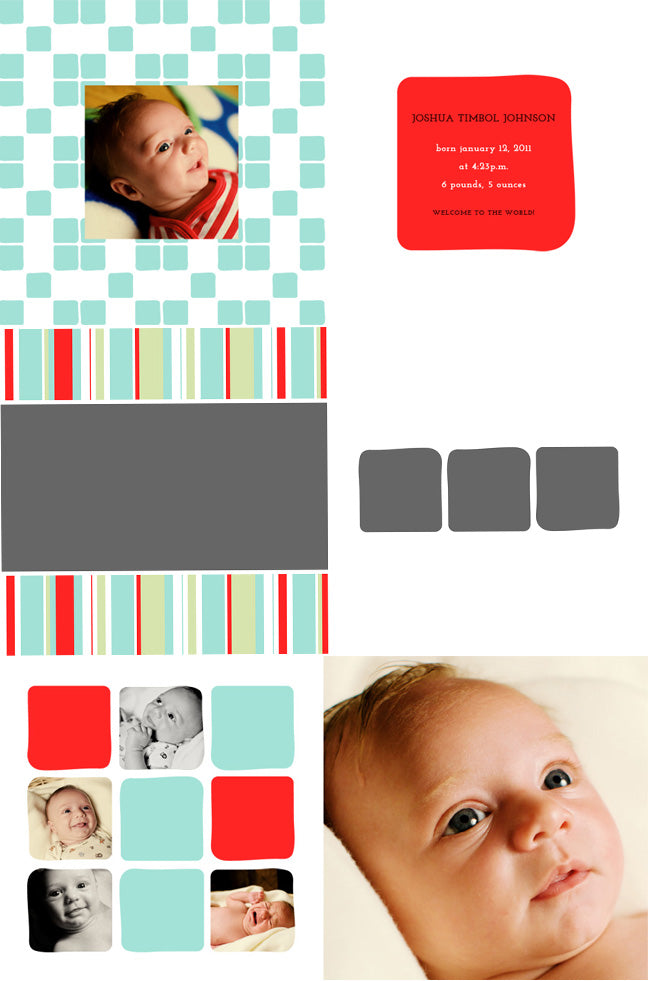 baby simple album- blog