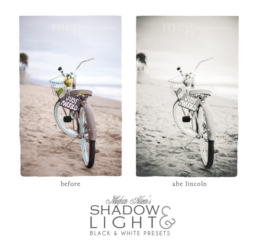 Shadow and Light Lightroom Presets