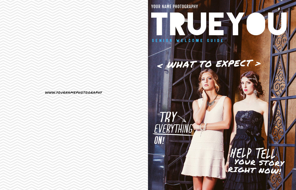 TRUE YOU SENIOR WELCOME MAGAZINE