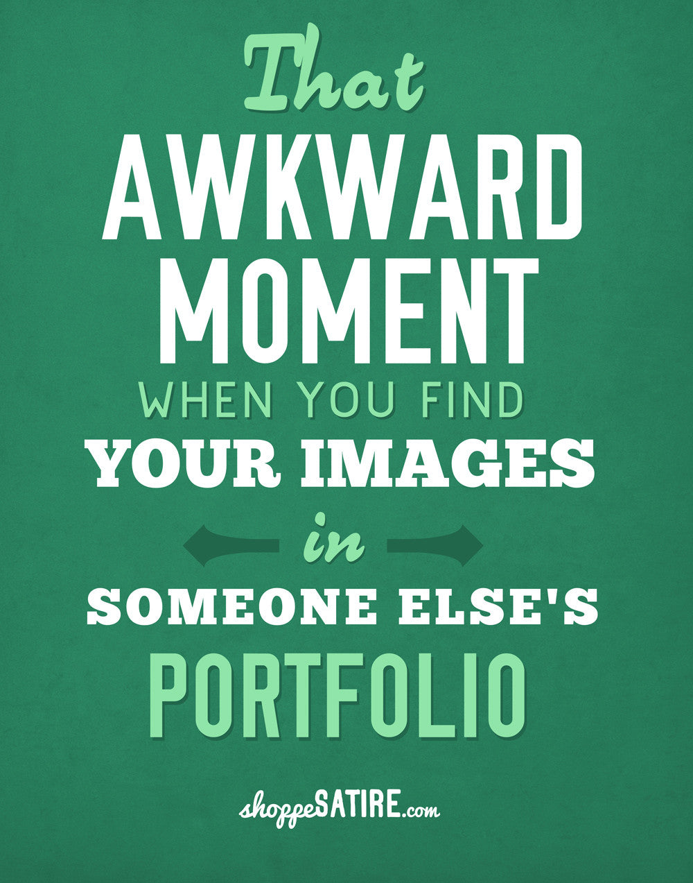 Shoppe Satire Printables ~ Awkward Moment