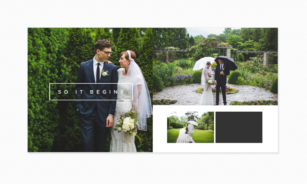 Only You Modern Wedding Album The Shoppe Designs