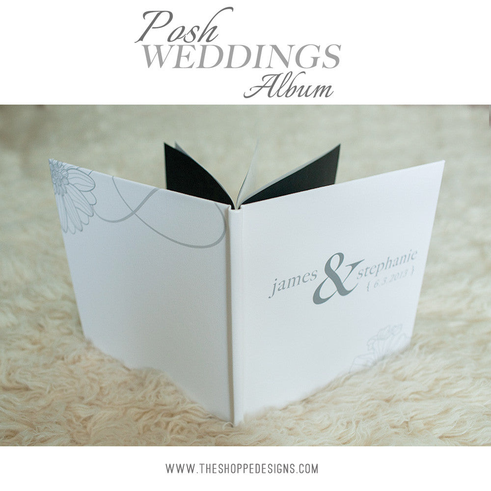Posh Wedding Studio Marketing Bundle