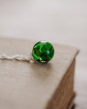 Fern Orb Necklace