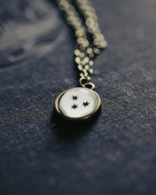 Dainty Wizard Star Necklace