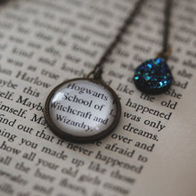 School of Witchcraft and Wizardry Bookmark