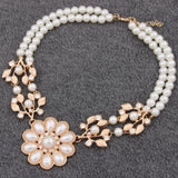 Belle of the Ball Pearl Necklace